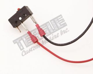 Neutral Saftey Switch with wires